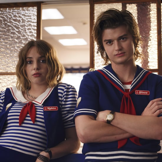 Do Robin and Steve Get Together in Stranger Things Season 3?