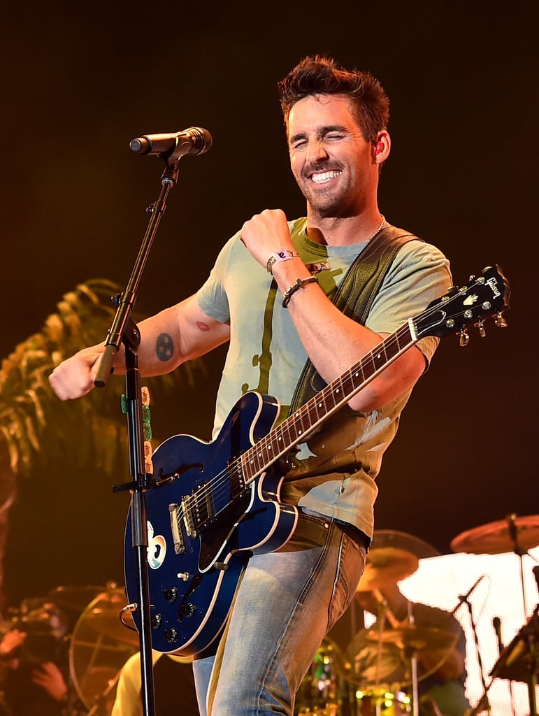Jake Owen List Of Songs Beautiful jake owen at stagecoach in 2015 | popsugar love & sex