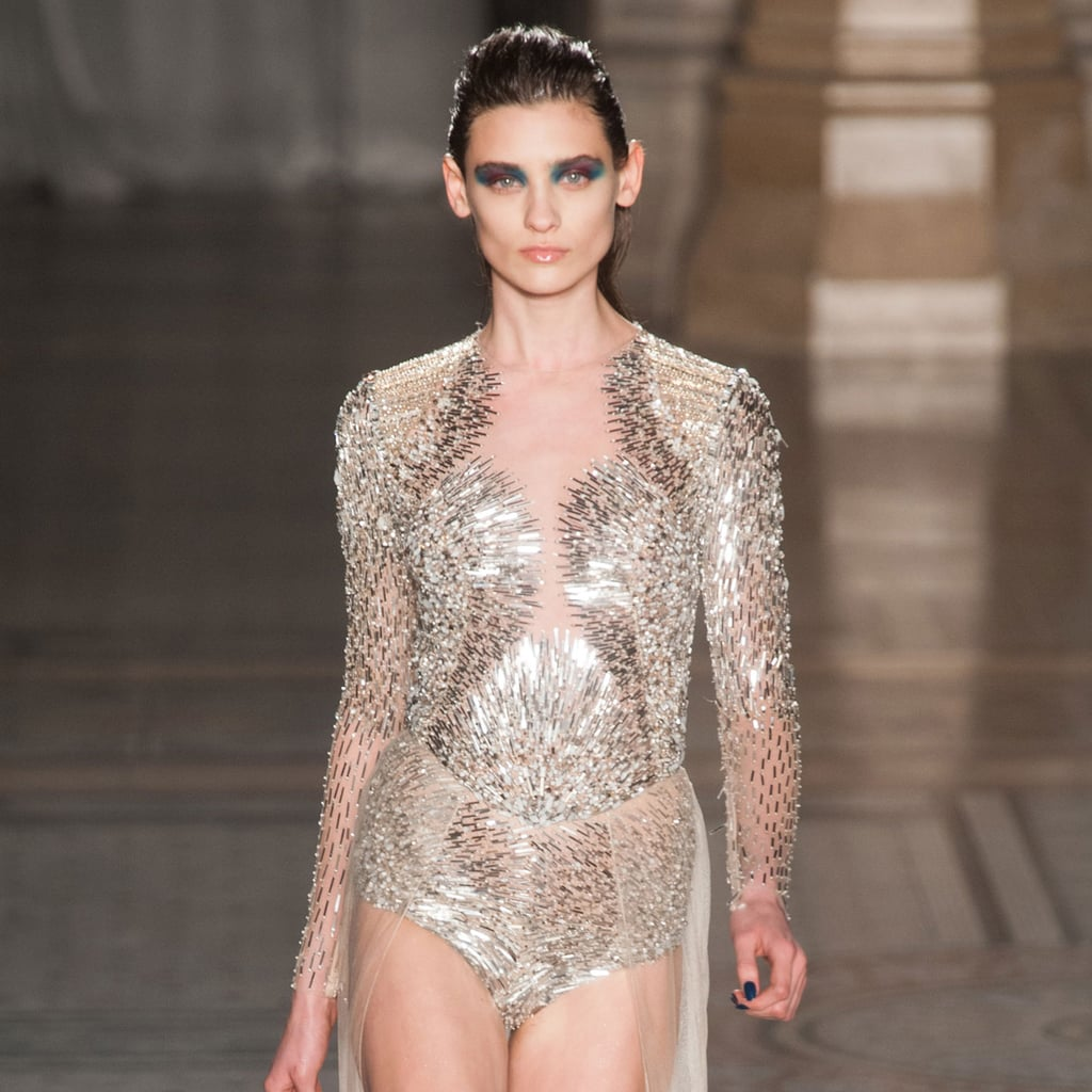 Julien Macdonald Goes For Gold Once Again