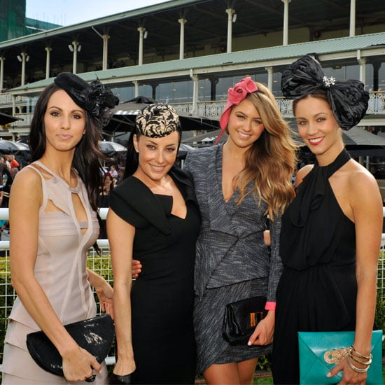 Jesinta Campbell, Terry Biviano and more Hit Sydney's Doncaster Day: See All The Pics!