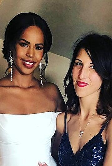Sabrina Dhowre Wedding Makeup