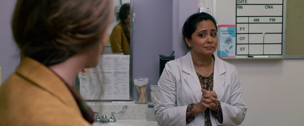 Who Does Parminder Nagra Play in Bird Box?