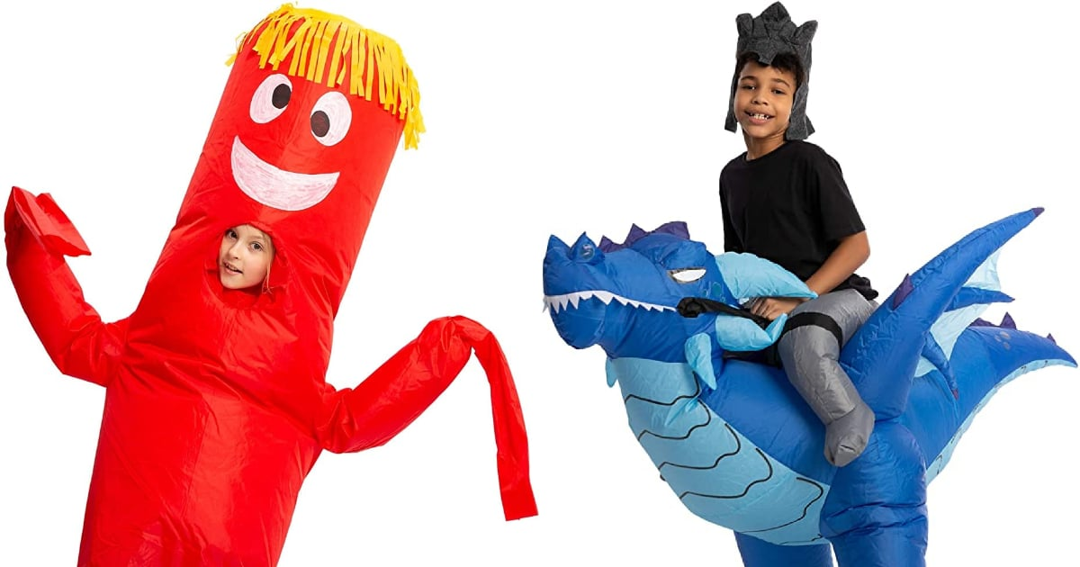 10 Kids' Halloween Costumes That Make It Hard to Get Too Close