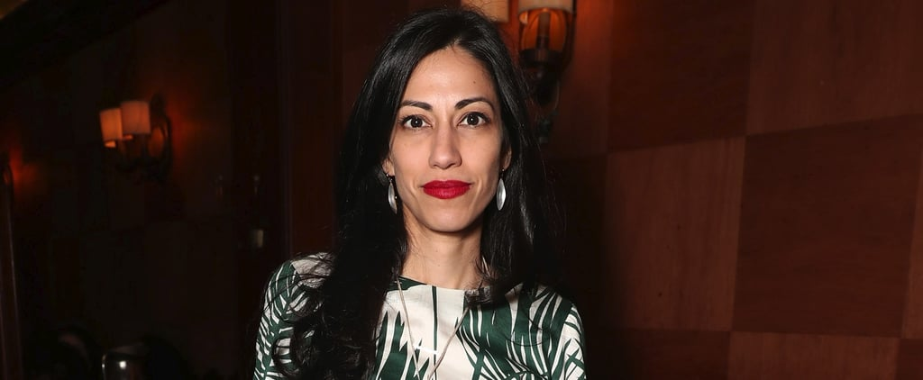 Huma Abedin Wore a Vacation Print Dress From Your Favorite Store