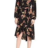 Bobeau Faux Wrap Dress