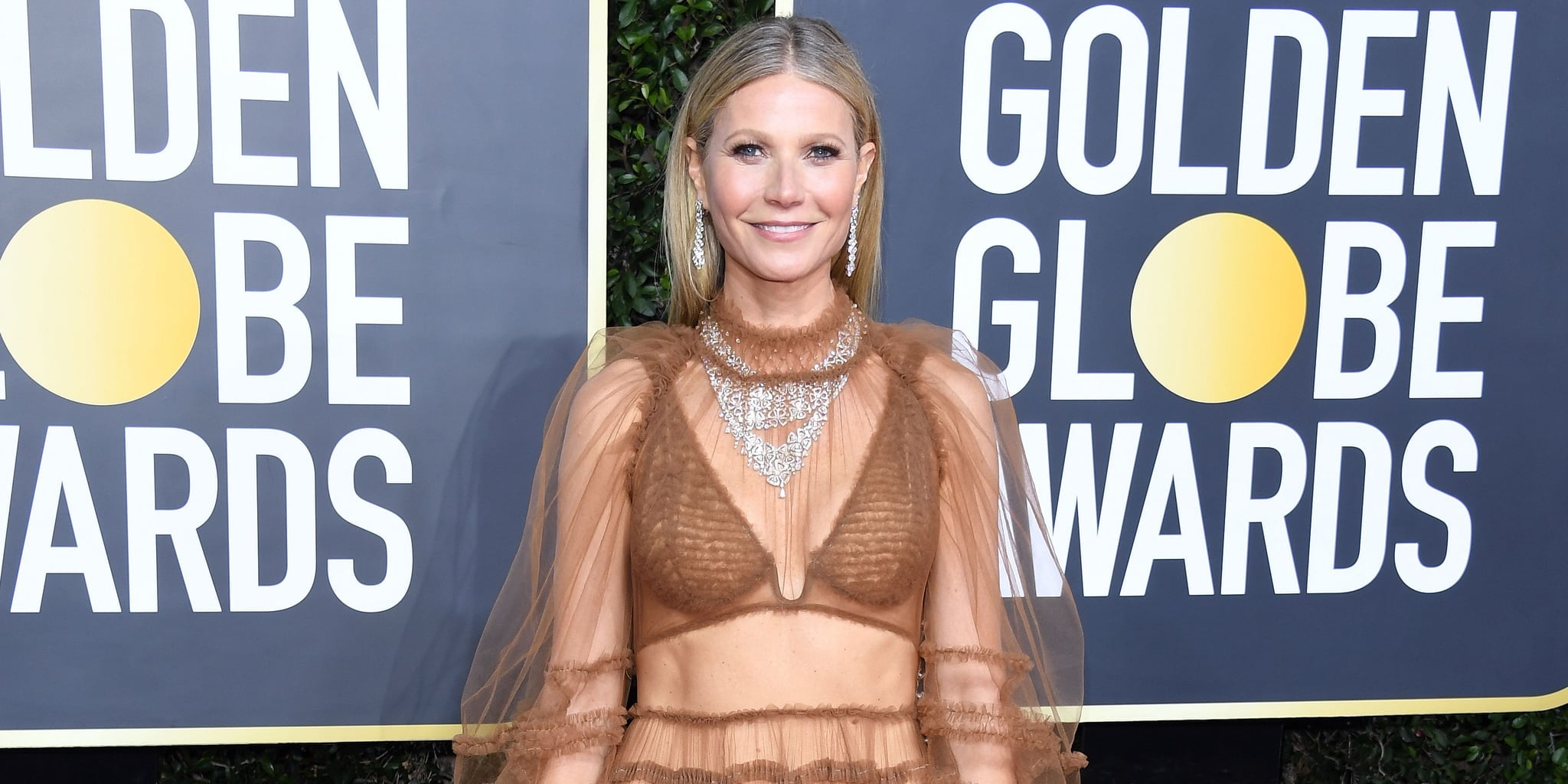 Gwyneth Paltrow Is Hosting a Cruise and Conference to Promote Goop