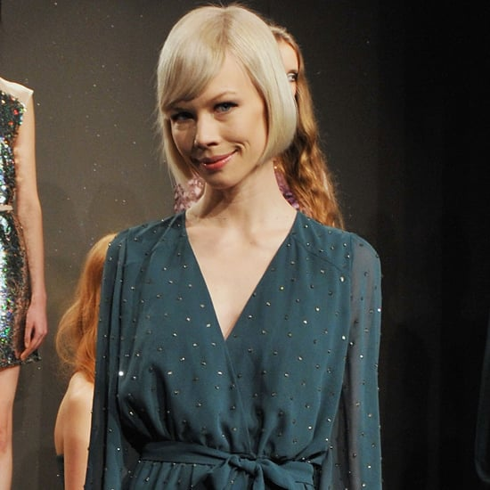 Erin Fetherston 39 S Hair Style And First Fashion Show