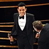 Rami Malek's 2019 Oscars Acceptance Speech Video