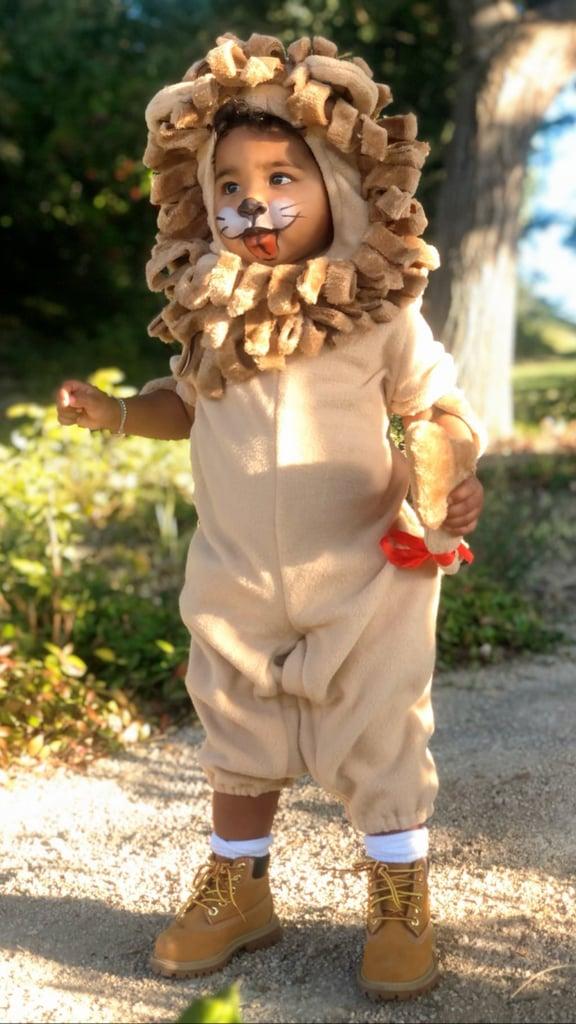 True Thompson's Adorable Halloween Costumes   Photos