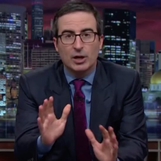 John Oliver Talking About the Paris Attacks November 2015