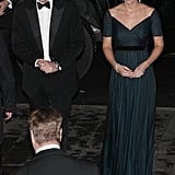 The Royal Couple Made Their Way Into the Met