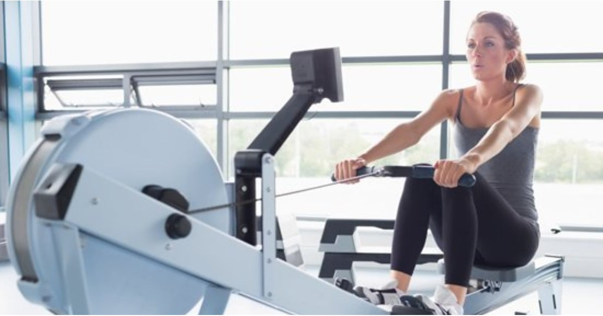 Tips For Using The Rowing Machine Popsugar Fitness
