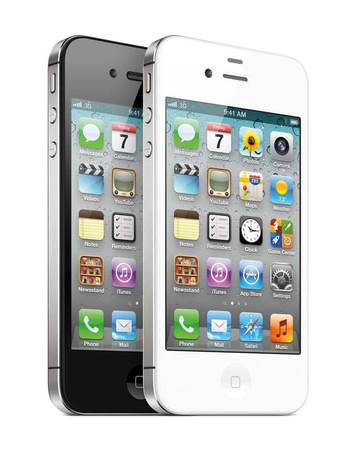 when did the iphone 4s come out iphone 4s 2011 apple iphone timeline popsugar news 3042