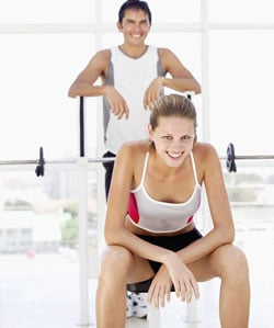 Get Physical: At Home Partner Circuits