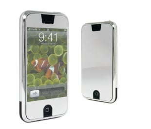 Echo Mirrored iPhone Case Turns Your iPhone into a Reflective Surface