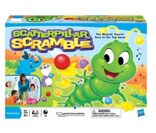 Scatterpillar Scramble