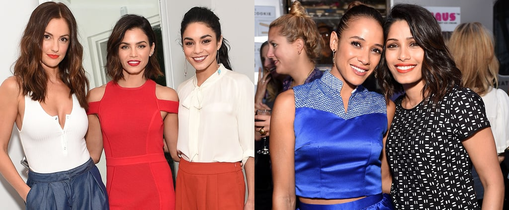 Celebrities at the A List Anniversary Party 2015 | Pictures