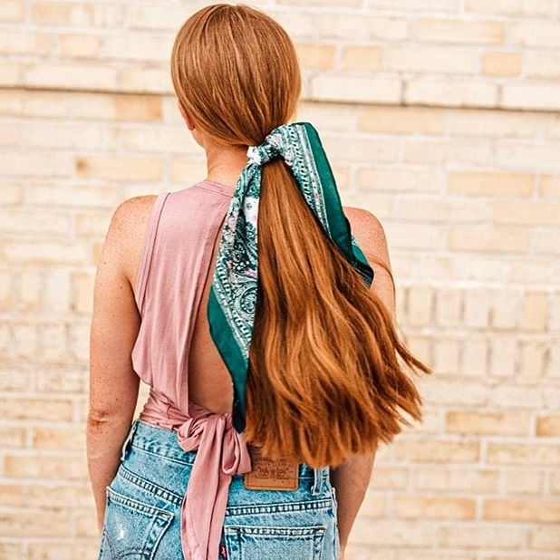 Easy Summer Hairstyles For Long Hair Popsugar Beauty