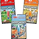 Melissa & Doug Water Wow! Reusable Color with Water Activity Pad