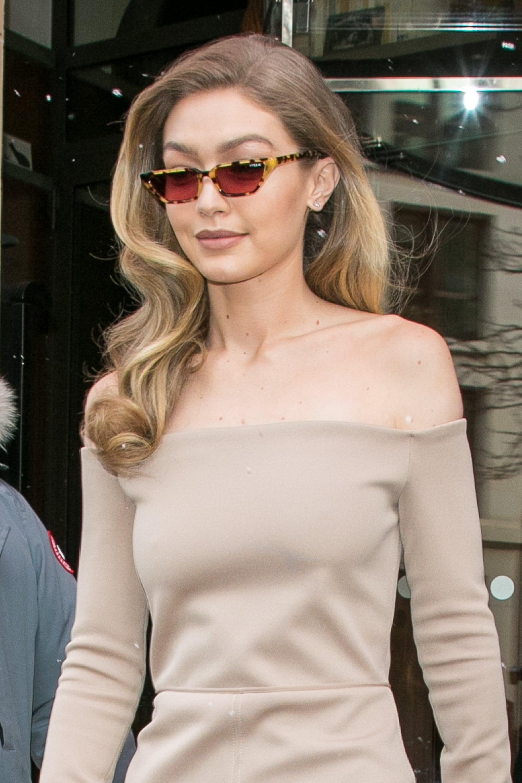 Gigi Hadid for Vogue Eyewear sunglasses