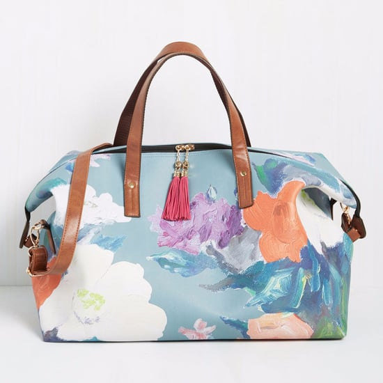 Floral Travel Accessories