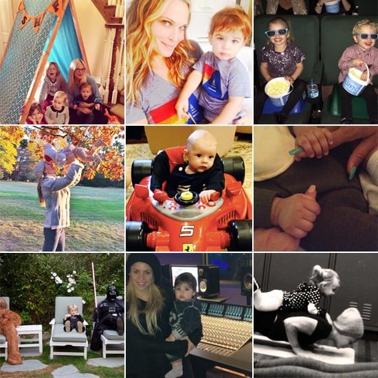 Axl, Brooks, North, and More: Celeb Parents' Best Photos of the Week