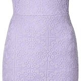Jane Norman tile lace dress (£40)