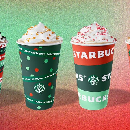 Holiday Drinks Return to Starbucks on Nov. 6!