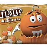 White Pumpkin Pie M&M's ($3)