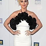Katy Perry at Human Rights Campaign Gala in LA March 2017