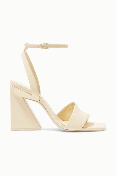 Mercedes Castillo Serafina Leather Sandals