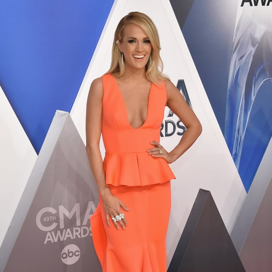 Carrie Underwood's Dress at the CMAs 2015