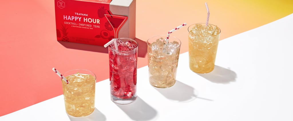 Teavana's New Summer Iced Teas Are Vacation in a Cup