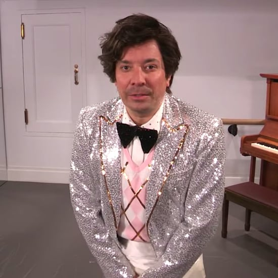 Watch Jimmy Fallon Spoof Harry Styles's Latest Music Video