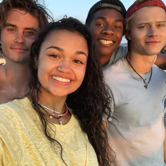 Madison Bailey Talks About Outer Banks Season 2