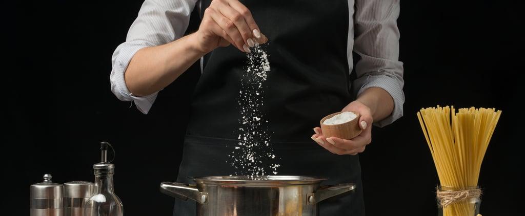 هل تتناولون كميّة كبيرة جدّاً من الملح
