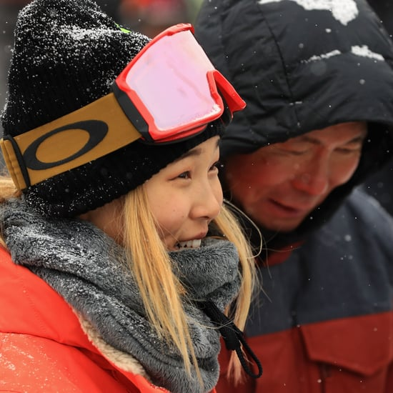 Chloe Kim's Dad's Reaction to Her Gold Medal Win 2018