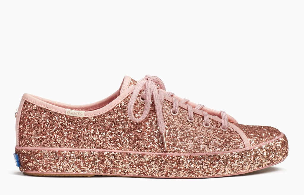 f98e71cd8d89 Keds x Kate Spade New York Kickstart All Over Glitter Sneakers ...