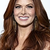 Debra Messing With Spicy Ginger Hair