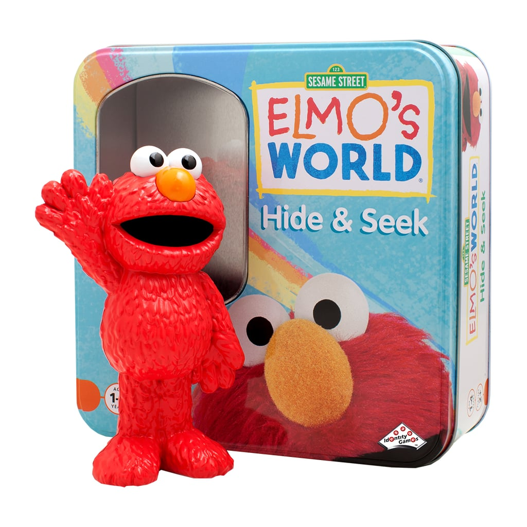 Elmo's Hide & Seek Game