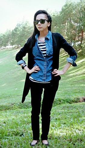 Stripes and Denim