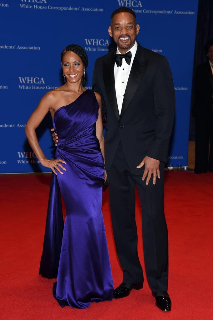 Jada Pinkett Smith Talks About Divorcing Will Smith