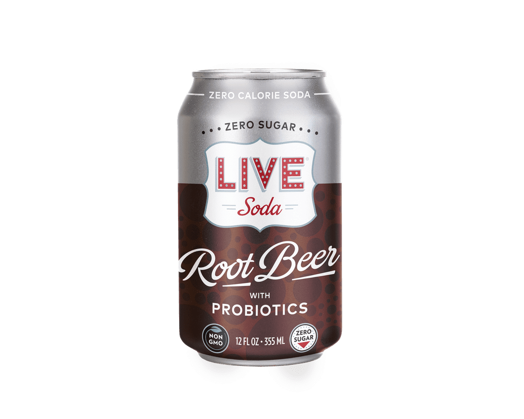 Live Soda Root Beer
