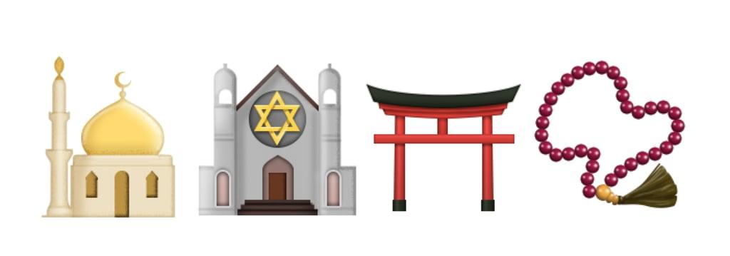 Religion got a little more diverse