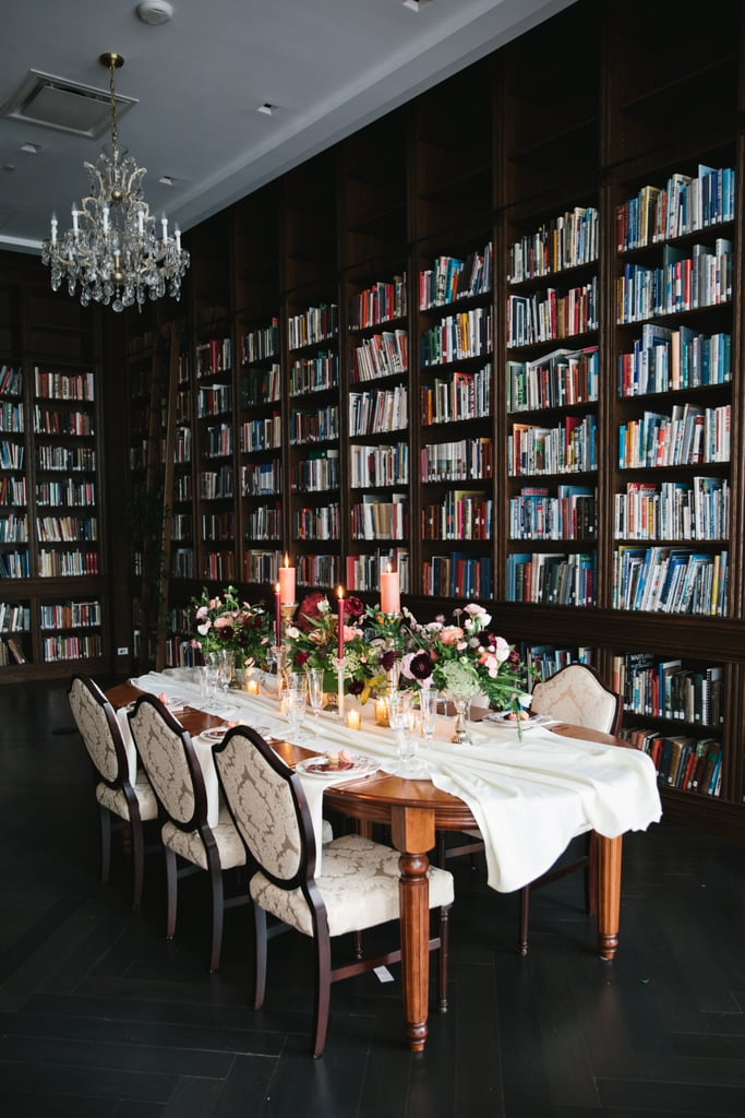 Library Reception