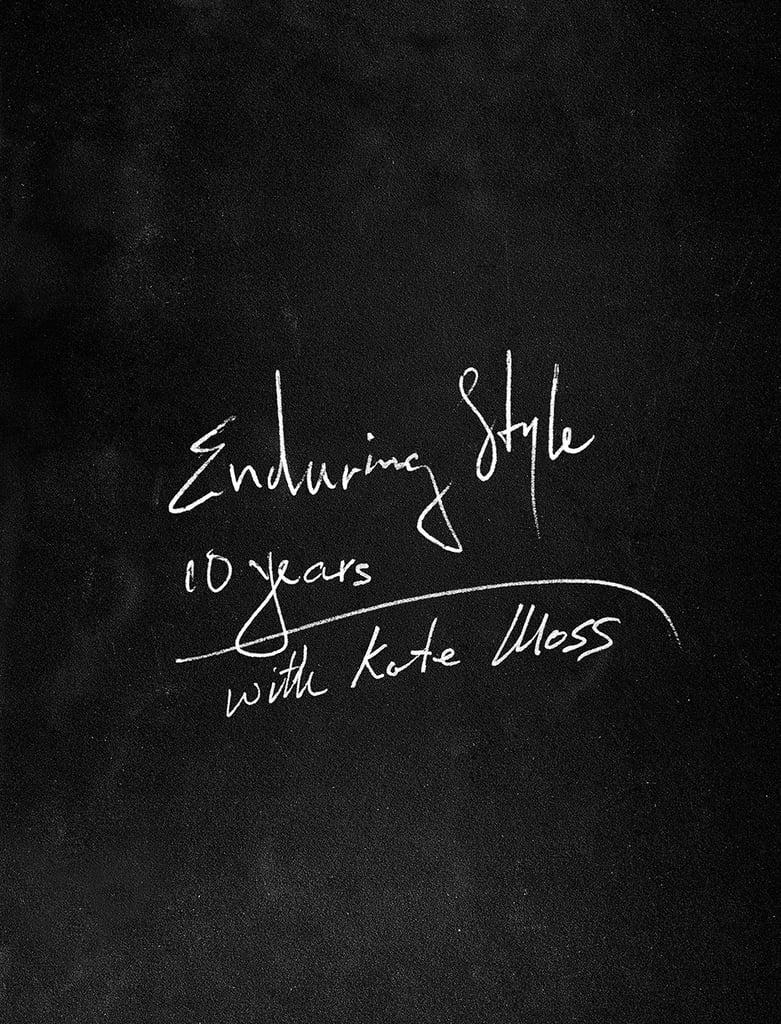 David Yurman Enduring Style Fall 2014 Campaign With Kate Moss