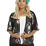 No-Face Kimono Plus Size ($38, originally $45)
