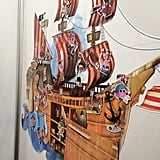 Janod Magni'stick Pirate Ship