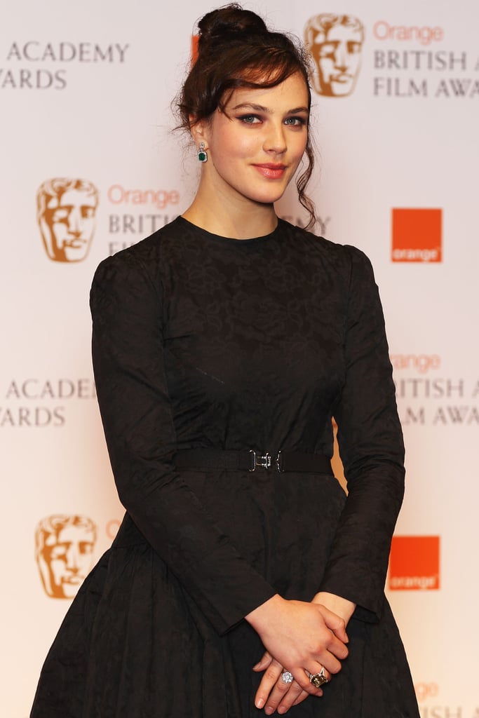 Downton Abbey's Jessica Brown Findlay joined Frankenstein, alongside Daniel Radcliffe and James McAvoy.