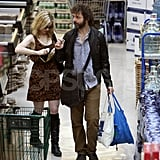 Rachel McAdams and Michael Sheen browse the aisles at Whole Foods.